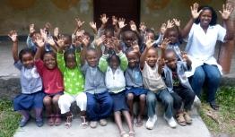 Alumnos de preescolar / LSJ
